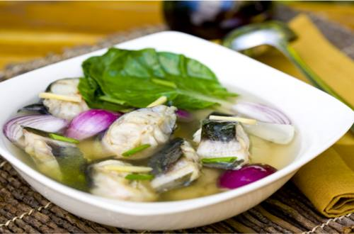 Pesang Isda Pleasures Recipe