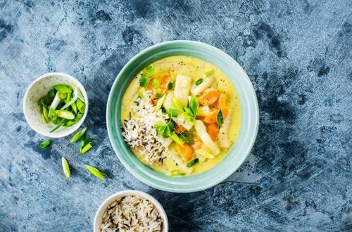 Knorr - Schwarzwurzel-Curry