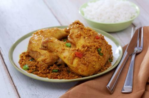 Chicken Piaparan Recipe
