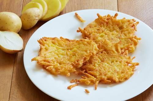 Knorr - Kartoffelpuffer