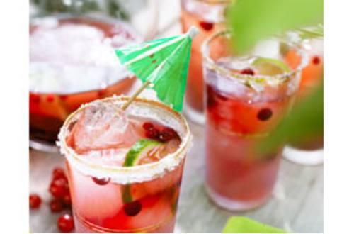Pink Paradise - alcoholvrije cocktail