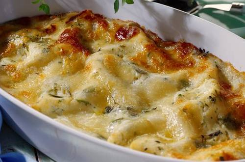 Lasagne_Carbonara_mit_Zucchini_und_Rohschinken