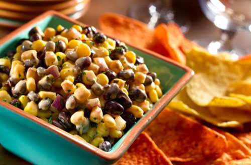 Chipotle Bean & Corn Salsa