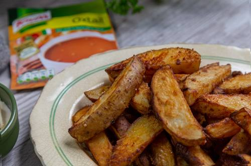 Oxtail Potato Wedges