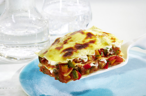 Lasagne_mit_Mozzarella_und_Tomaten