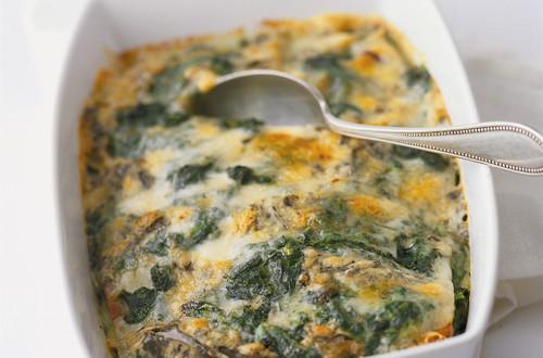 Spinat-Lasagne_mit_Gorgonzola