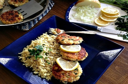 From-The-Deep Fish Cakes
