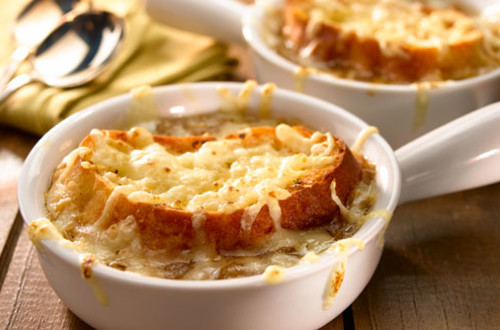Homestyle French Onion Soup