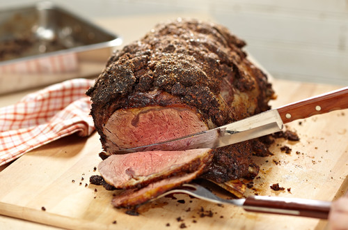 Whole Roasted Rib Roast