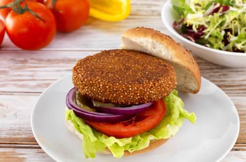 Knorr - Quinoa Burger