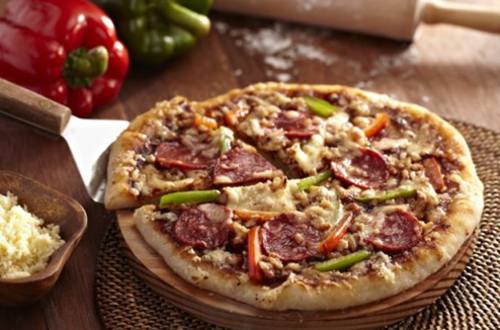 Kaldereta Pizza Recipe