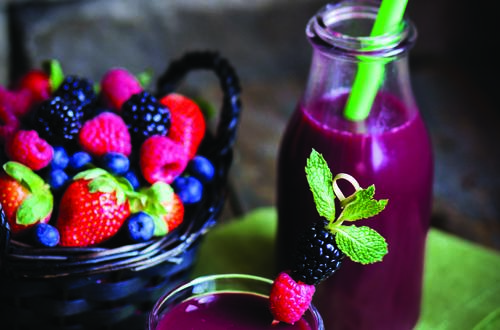 Lipton Tea Berry Smoothie