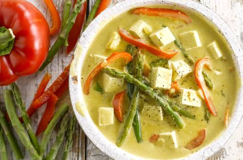 Knorr - Grünes Thai Gemüsecurry
