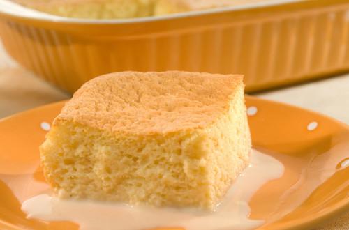Torta de Leche (Pastel tres leches)