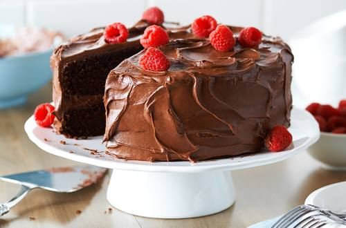 Gâteau au chocolat super moelleux