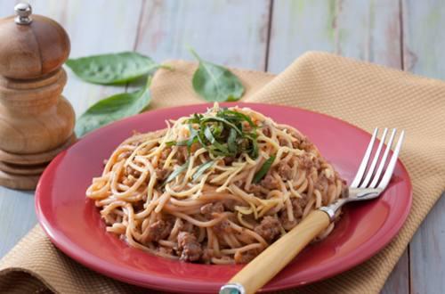 Creamy Spaghetti Recipe