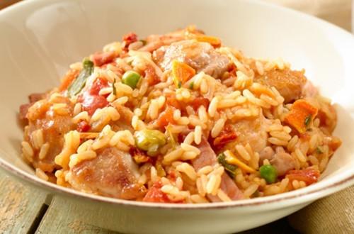 Chicken Jambalaya
