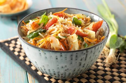 Knorr - Surimi in Curry-Sauce