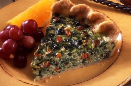 Spring Vegetable Pie
