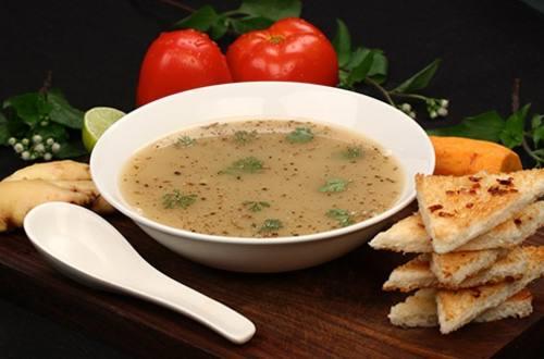 Veg Adraki Soup