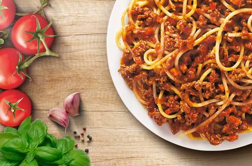 Natuurlijk Lekker! Spaghetti Bolognese