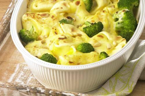 Knorr - Brokkoli-Tortellini-Gratin