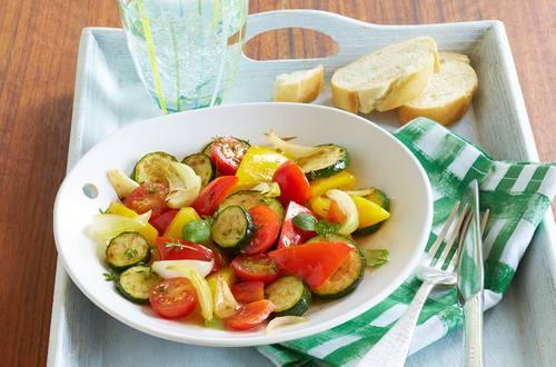 Knorr - Mediterrane Gemüsepfanne