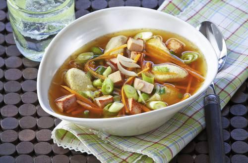 Knorr - Leberkäse Suppe