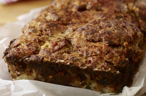 Huisgemaakt zuiders gehaktbrood