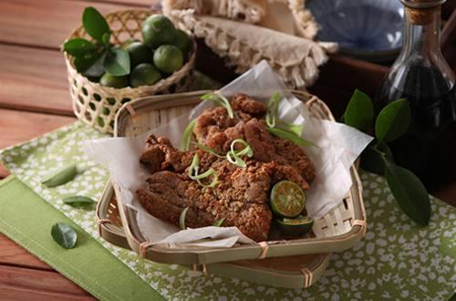 Kasuy Crusted Hito Recipe
