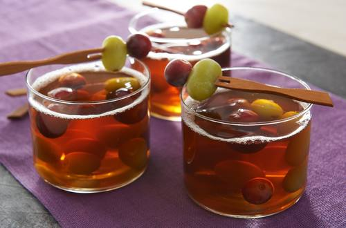 Triple Grape Iced Tea