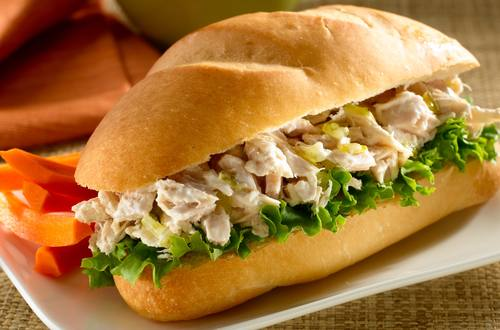 Tuna Hoagies