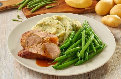 Knorr - Einfaches Schweinefilet