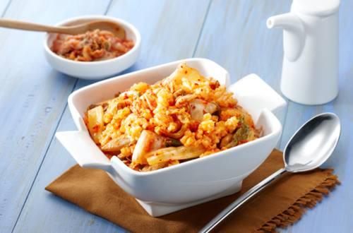 Kimchi Rice Recipe