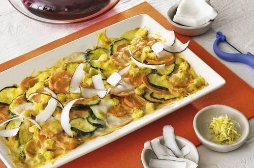 Knorr - Süßkartoffel-Auflauf