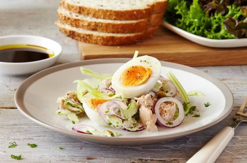 Recette de Salade de Thon