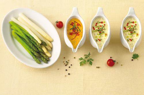 Des idées de sauces astucieuses grâce à KNORR