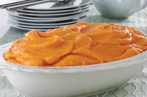 Super Easy Sweet Potato Mash
