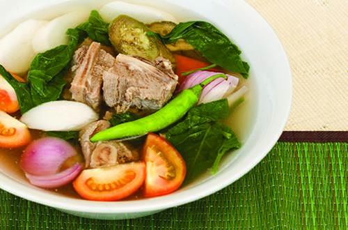 Easy Beef Ribs Sinigang Recipe