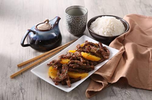 Stir-Fry Beef and Orange Recipe