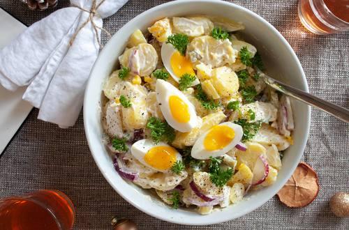 Hellmann's - Festlicher Kartoffelsalat