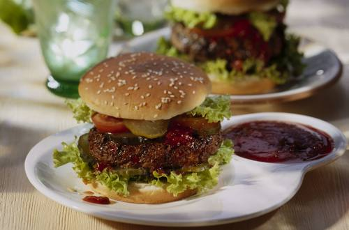 Knorr - Hamburger