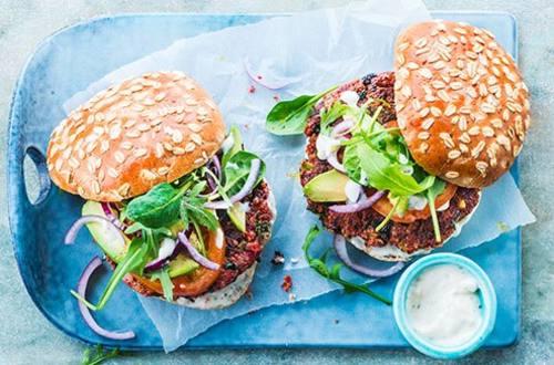 Plant Burgers