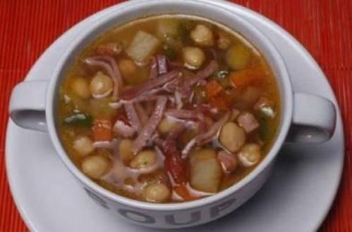 Sopa de campo