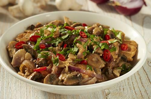 Curry de poulet façon Thaï