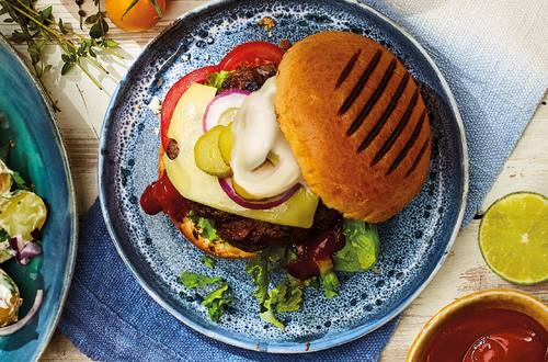 Hellmann's - Cheeseburger