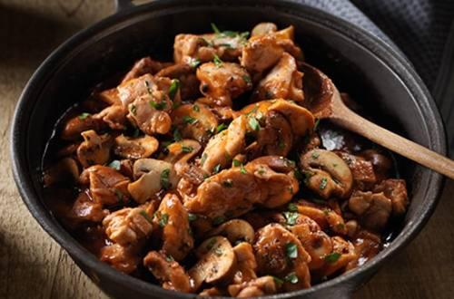 Easy Italian Chicken Cacciatore