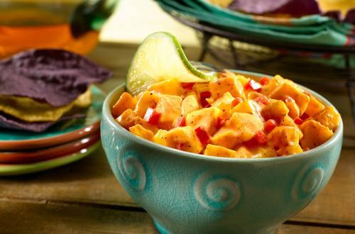 Salsa Cremosa De Mango