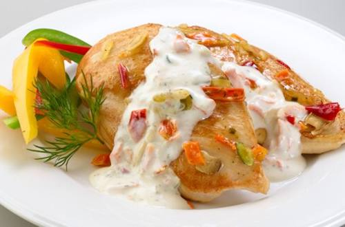 Savory Dill Chicken