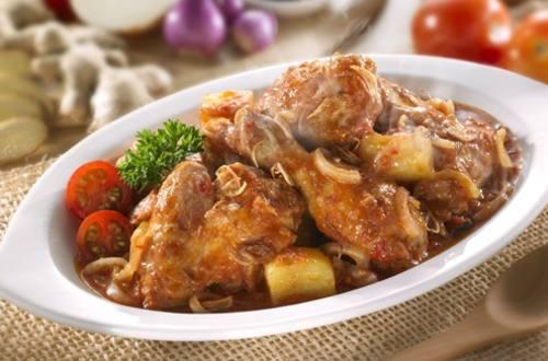 Ayam Tomat Aroma